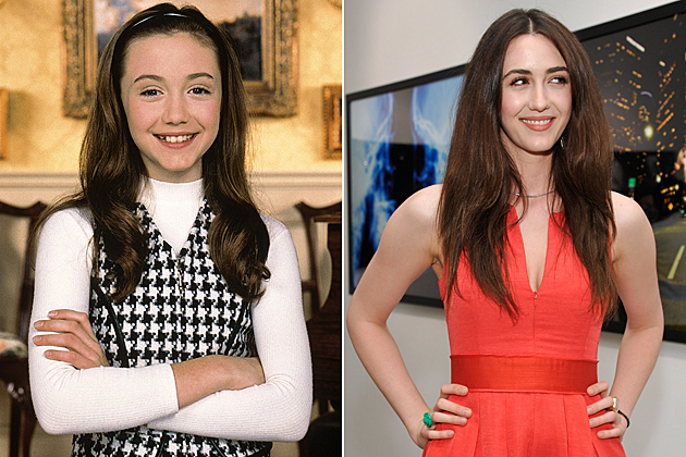 Madeline Zima / Grace Sheffield